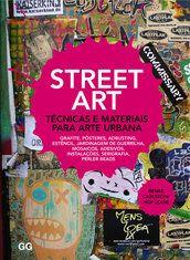 Street Art - Benke Carlsson - Editora Gustavo Gili (BR)