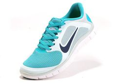 nike free pink is the hottest footwear among fashion people. There is no doubt that the Discount Nike Free 4.0 Running Shoes for Women White Light Blue is your best choice.