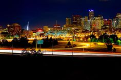 Downtown Denver :)