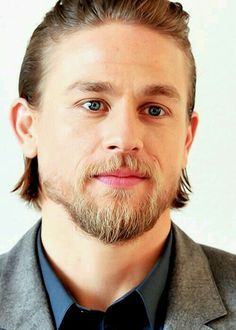 ~Charlie-Hunnam ~Will Always Be Our Jax -Teller From His Role In The Sons Of Anarchy ~V'''''V