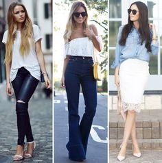 Looks da semana: paetês, jeans destroyed e mix de estampas - Chata de Galocha!   Lu Ferreira