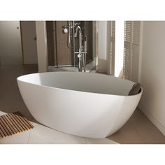 1000 images about bathroom on pinterest showers tubs - Baignoire design leroy merlin ...