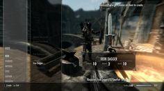 skyrim armor | Skyrim Armor and Weapon Crafting Guide