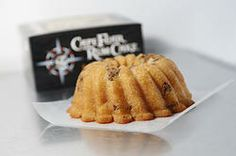 Cape Fear Rum Cake - There's no rum extract in our rum cakes, just the real thing! Our 16 oz cake is the perfect gift size and we vacuum seal every cake so they stay fresh and safe in shipping.  Available in all five flavors: golden vanilla, coconut, pineapple, chocolate and cherry chocolate www.capefearrumcake.com