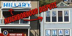 Neighborhood Dispute