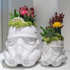 Stormtrooper Planter