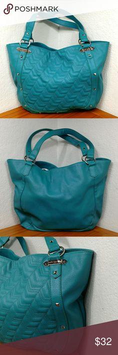 7be19ed3f Selling this SOFIA VERGARA Teal Shoulder Bag Handbag on Poshmark! My  username is: mywillowrocks.
