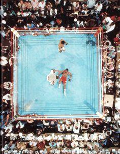 George Foreman vs. Muhammad Ali (1974)