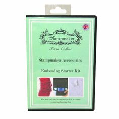 Teresa Collins Stampmaker Teresa Collins Embossing Starter Kit * You can find out more details at the link of the image.