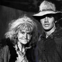 """My Grandma Johnson loved this show """"Dirty Sally"""" First episode: January 1974 Final episode: April 1974 Network: CBS Dack Rambo, Old Western Actors, Jeanette Nolan, John Mcintire, Live Comedy, Going To California, Cowboy Pictures, The Virginian, Tv Westerns"""