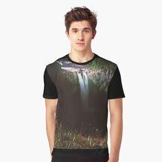 #twinpeaks #merch #tshirt #clothing Snoqualmie Falls, Twin Peaks, Clothing, Mens Tops, T Shirt, Stuff To Buy, Fashion, Outfits, Supreme T Shirt