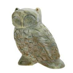 Owl Gifts StonewareHandcraftedHome decor India Agra 4 inches ShalinIndia,http://www.amazon.com/dp/B00GMGW62Q/ref=cm_sw_r_pi_dp_QkQktb1036E12Q9G