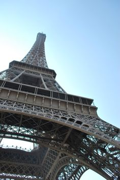 Book your tickets in advance if you plan to visit the Eiffel Tower in Paris.