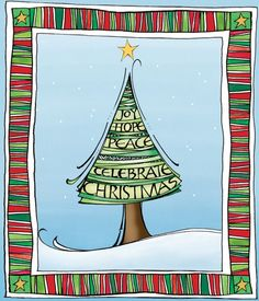 Candy Canes Stamp and Die Set Zenspired Holidays by Joanne Fink Zenspirations - Gallery - Christmas by Joanne Fink, author of ZenspirationsZenspirations - Gallery - Christmas by Joanne Fink, author of Zenspirations Christmas Tree Art, Christmas Doodles, Christmas Drawing, Christmas Love, Christmas Candy, Christmas Projects, Winter Christmas, Holiday Crafts, Christmas Kitchen
