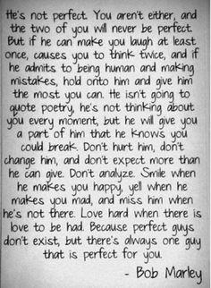 Bob Marley Quote