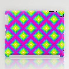 """""""Ancient Rainbow"""" iPad Case by Gera Luz"""