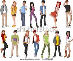 stock-vector-group-of-fashion-cartoon-young-people-teenagers-143800855.jpg…