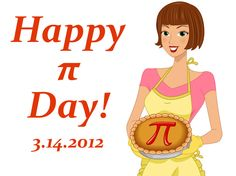 Happi Pi Day! (It's over here, but lots of places still have a few hours left!)