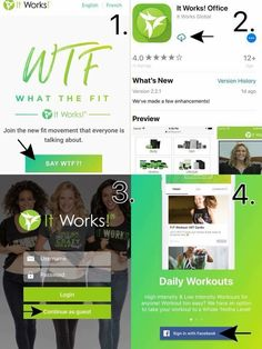 New free app. Get the accountability, support, incentive, and drive you need to reach all your FIT goals.