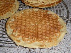Geheimes Waffelrezept (Rezept mit Bild) von Kochschnuck   Chefkoch.de