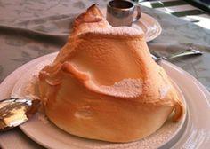 Original Salzburger Nockerl | GuteKueche.at Different Cakes, London Restaurants, Let Them Eat Cake, Nutella, Blueberry, Sweet Treats, Good Food, Pudding, Sweets