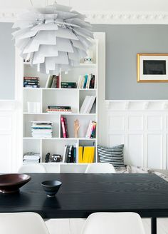 the elegance of wall moulding