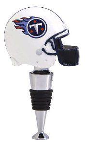 Amazon.com: Tennessee Titans Helmet Wine Stopper: Sports & Outdoors