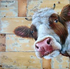 Image gallery – Page 33917803428033966 – Artofit Arte Pallet, Pallet Art, Cow Painting, Farm Art, Cow Art, Tier Fotos, Animal Paintings, Pet Portraits, Farm Animals