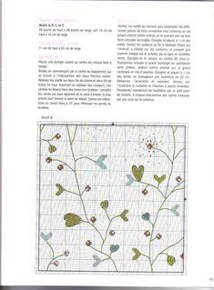 Gallery.ru / Фото #38 - 761 - Yra3raza Punto Croce, Crossstitch, Flower Chart