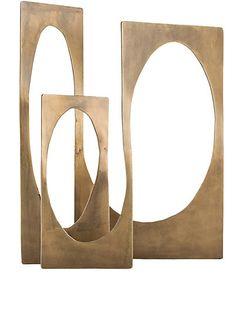 ARTERIORS Duke Iron Sculpture - Art Glasses & Vases - 505017279