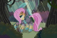 Equestria Daily: Drawfriend Stuff #1434 - I Want a Pony Side Series