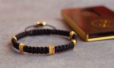 18K Gold 8/8 Bracelet + Card Case. Happy Monday!! #ottobarraotto