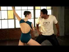 The classic story of two worlds colliding, but through dance. tWitch and Ashley Bouder dance it out bringing the flavor of both of their dance backgrounds to the same dance floor.