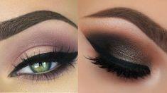 ❤❤❤ EASY Everyday Smokey Eye Makeup Tutorial ❤❤❤ #everydayeyemakeup #eyemakeupsmokey