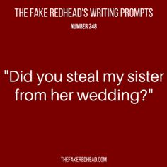 TFR's Writing Prompt 248