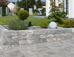 Produkte   Vermont®-Bruchsteinmauer   KANN Baustoffwerke