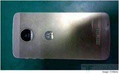 Motorola Moto X (4th Gen) Image Leaked, Expected to Sport Metal Body