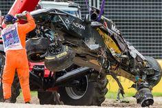 McLaren Fernando Alonso accidente