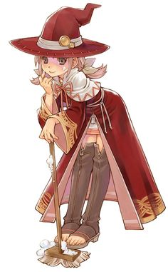 Melody, from Rune Factory Frontier. my choice (would've gone for cross except you can't play as a girl!!!!)