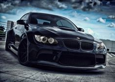 BMW M3 GTRS3 by Vorsteiner - I need this. This will be my next car.