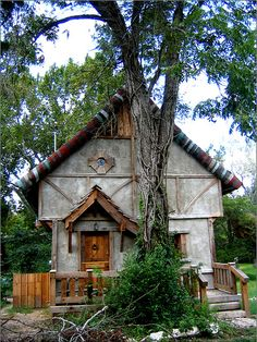 Story Book house in Huntsville TX
