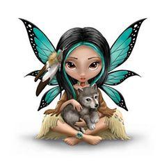 Moonheart, The Spirit of Strength figurine