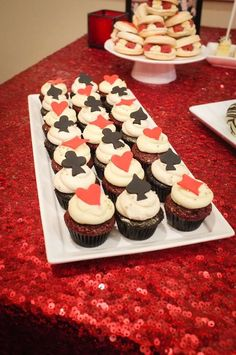 Forty Deuces Birthday Party Ideas | Photo 11 of 28 | Catch My Party