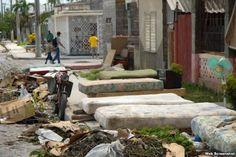 Residentes de Banes temen lo peor de Matthew - Martí Noticias