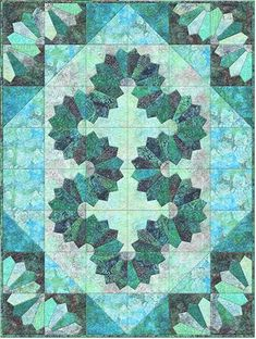 The Dresden Plate quilt block was named after the ornately decorated tableware of Dresden, Germany. Some fantastic Dresden Plate variations . Dresden Plate Patterns, Quilt Square Patterns, Hand Quilting Patterns, Jelly Roll Quilt Patterns, Machine Quilting Designs, Quilting Ideas, Patchwork Quilting, Pillow Patterns, Hexagon Quilt