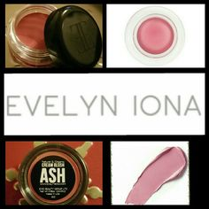 EVELYN LONA  Lip/Cheek Tint ASH 0.06oz NATURAL & ORGANIC LIP & CHEEK TINT  THIS CREAMY TINT HAS A FORMULA THAT MELTS INTO YOUR SKIN AND DELIVERS A HEALTHY DOSE OF ORGANIC GOODNESS. EVELYN LONA  Makeup Lipstick
