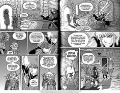 return to the labyrinth | Return to Labyrinth - Read Return to Labyrinth 5.1 Online I didn't like the comic's so much, but I did like this part.
