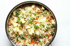 Easy Vegetable Fried Rice