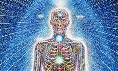 Co je to duše a jak souvisí stav lidské duše se zdravím? Alex Grey Paintings, Tarot, Nordic Interior, Reiki, Psychedelic, Mystic, Health And Wellness, Chakras, Mantra