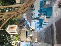 Bar in skiathos town, Greece
